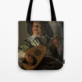 "Judith Leyster ""The Serenade"" Tote Bag"