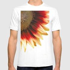Sunflower Mens Fitted Tee MEDIUM White