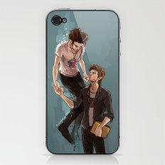 As He That Sleeps Here Swims iPhone & iPod Skin