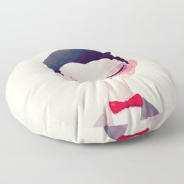I Know You Are But What Am I? Floor Pillow