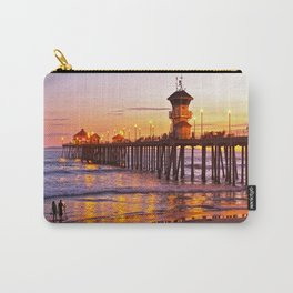 HB Sunset Picture Takers Carry-All Pouch