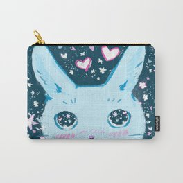 Star Bunny Carry-All Pouch
