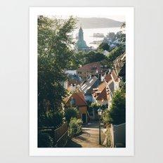 Norway VII Art Print