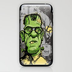 FRANKENERD iPhone & iPod Skin