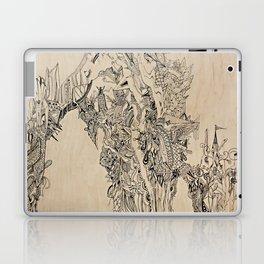 Barbarian City Laptop & iPad Skin