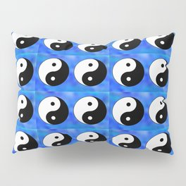 Yin and Yang 7 - Tao,Zen,Taoism,Dao,Harmony,religion,buddhism,buddhist,taijitu,taiji,taoist,china Pillow Sham