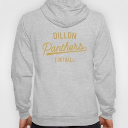 Dillon Panthers Football Hoody