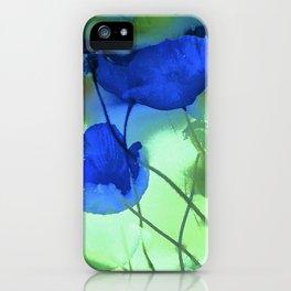 Poppy 33 iPhone Case