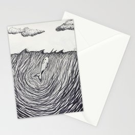 Narwhale Stationery Cards