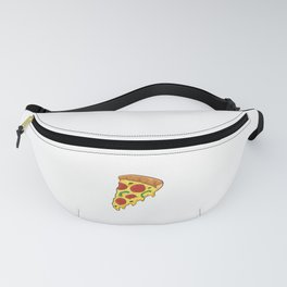 Pizza Food Love Pizza Slice Fanny Pack