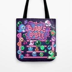 Bobble Bubble Tote Bag