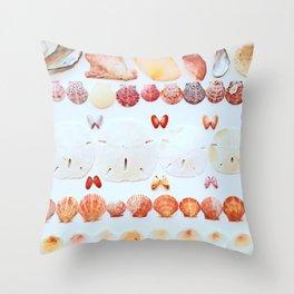 Peachy, Baby Throw Pillow