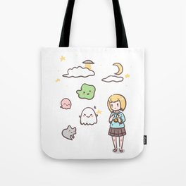 small creatures Tote Bag