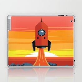 Deco Rocket Laptop & iPad Skin
