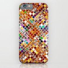 Re-Created  Mosaic No. NINE by Robert S. Lee Slim Case iPhone 6