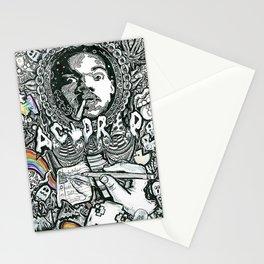 Acid Rap Poster 2 Stationery Cards