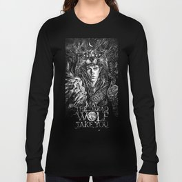 May The Dread Wolf Take You Long Sleeve T-shirt