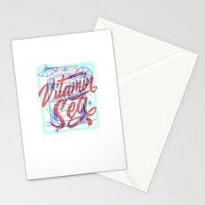 Vitamin Sea Stationery Cards