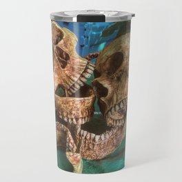 Catacomb Culture - Human Skulls Travel Mug