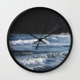 Dreamy World - Nature Photography. Wall Clock
