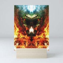 Forest Dragon Mini Art Print