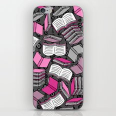 So Many Books... iPhone & iPod Skin