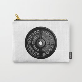 Kilos weight plate Carry-All Pouch