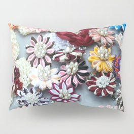 Pearl Pins Pillow Sham