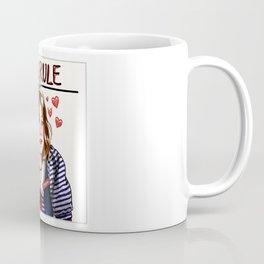 Robin You Rule Coffee Mug