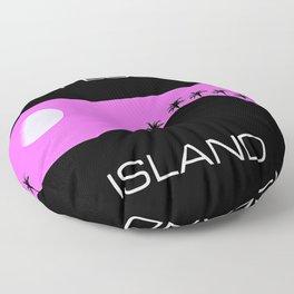 ST. Lucia Island Floor Pillow