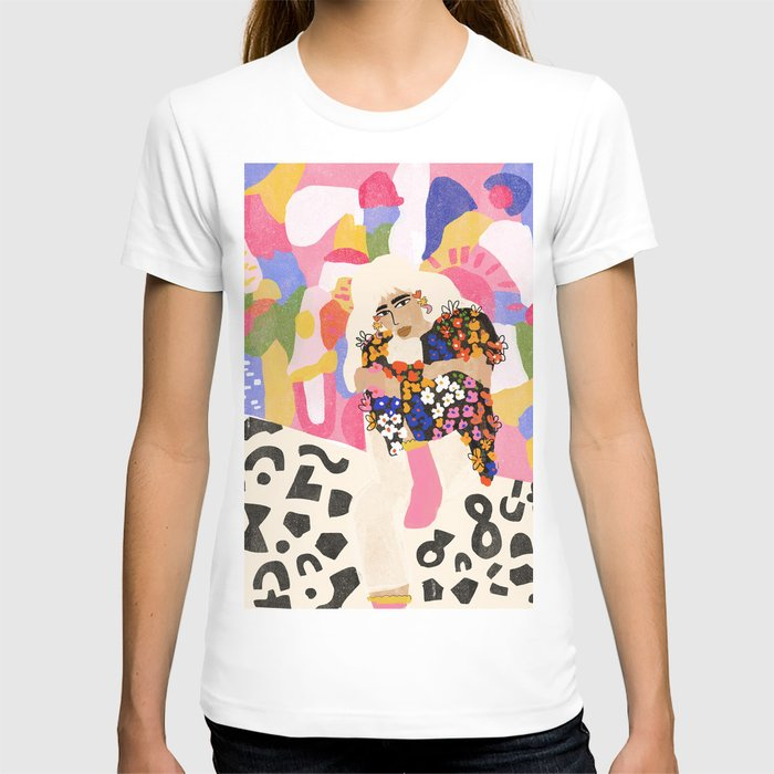 World Full Of Colors T-shirt