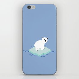Snow Buddy iPhone Skin