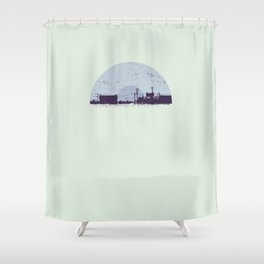 Buffalo 66 Shower Curtain