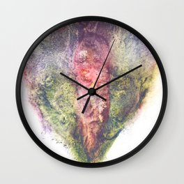 Pepper Kester's Wizard Sleeve Wall Clock