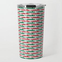 Christmas Subs Travel Mug