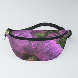 Hibiscus Flowering Shrub Fanny Pack