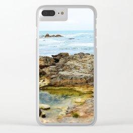 Boat's Bay - Warrnambool, Australia Clear iPhone Case