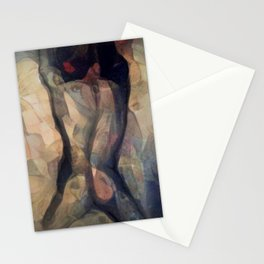 The Male Form Stationery Cards