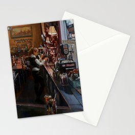 In the Wee Small Hours Stationery Cards