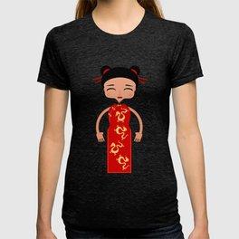 Little China girl T-shirt