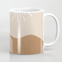 Minimalistic Landscape II Coffee Mug