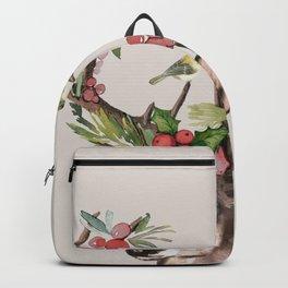 Christmas Deer Backpack
