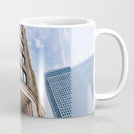 London Photography Canary Wharf Cabot Square Coffee Mug