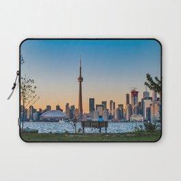 Toronto Island Park Laptop Sleeve