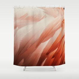 Flamingo #13 Shower Curtain