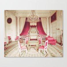 Princess Pink Chambers Canvas Print