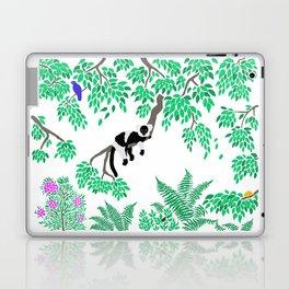Rainforest Madagascar Laptop & iPad Skin