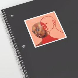 Dissociation in Red Sticker