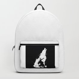 Wolf Knight Backpack