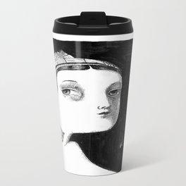 odalisque Metal Travel Mug